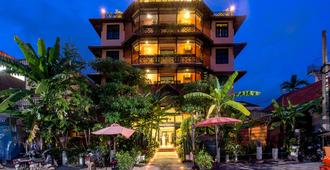 Angkor Panoramic Boutique Hotel - Siem Reap - Byggnad