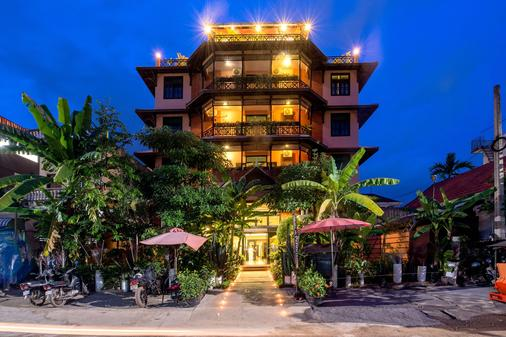 Angkor Panoramic Boutique Hotel - Siem Reap - Building