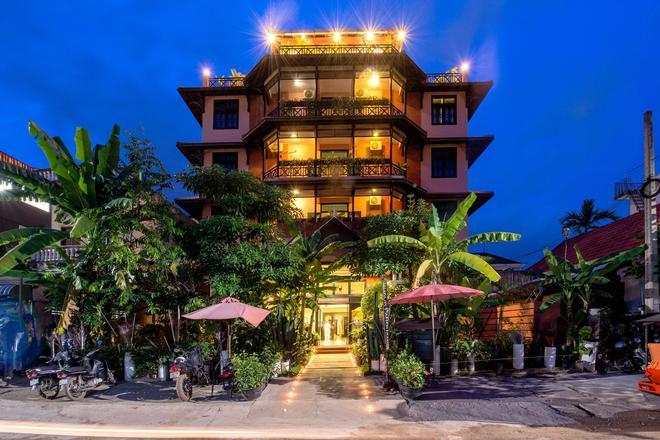 Angkor Panoramic Boutique Hotel - Siem Reap - Κτίριο