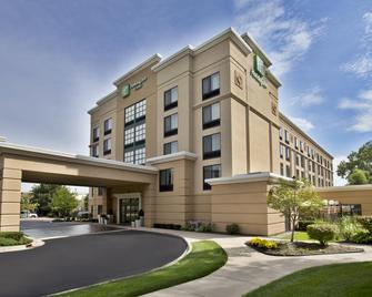 Holiday Inn & Suites Ann Arbor Univ. Michigan Area - Ann Arbor - Byggnad
