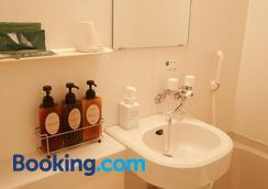 Hotel Route-Inn Fukaya Ekimae - Fukaya - Bathroom