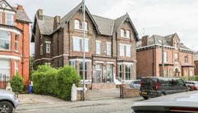 Hala Guest House - Manchester - Gebäude