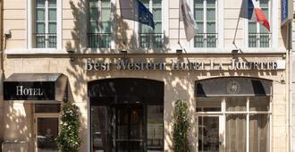 Best Western Plus Hotel La Joliette - Marseille - Building