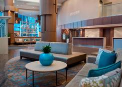 Vancouver Marriott Pinnacle Downtown Hotel - Vancouver - Lobby