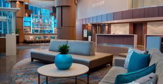 Vancouver Marriott Pinnacle Downtown Hotel - Βανκούβερ - Σαλόνι ξενοδοχείου
