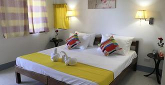 Neptune Diving Resort Moalboal - Moalboal - Bedroom