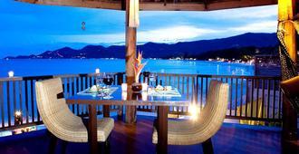 Chaweng Garden Beach Resort - קו סאמוי - מרפסת