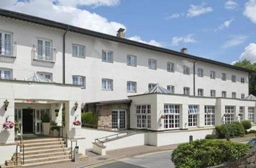 Airport Inn Manchester - Wilmslow - Building
