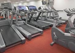 Airport Inn Manchester - Wilmslow - Gym