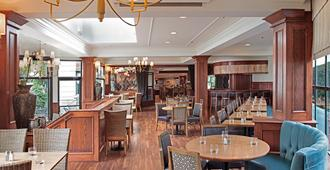 The Sylvia Hotel - ונקובר - מסעדה