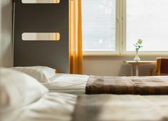 Hostel Linnasmäki - Turku - Bedroom