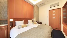 리치몬드 호텔 도쿄 메지로 - 도쿄 - 침실