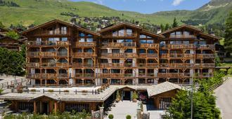 La Cordée Des Alpes Sup - Bagnes - Building