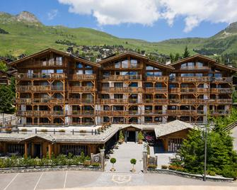 La Cordée des Alpes - Bagnes - Building