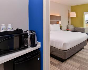 Holiday Inn Express & Suites Trinity - New Port Richey - Schlafzimmer