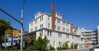 The Wellington Hotel - Ocean City - Building