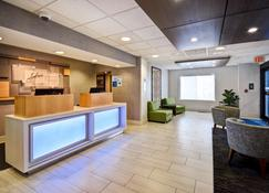 Holiday Inn Express Newport North - Middletown - Middletown - Receptie