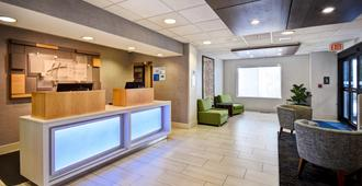 Holiday Inn Express Newport North - Middletown - Middletown - Recepción