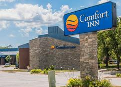 Comfort Inn Plymouth - Plymouth - Building