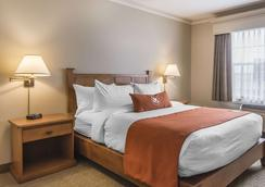 Quality Inn & Suites Amsterdam - Fredericton - Bedroom