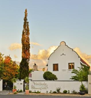 Woodlands Guest House - Somerset West - Building