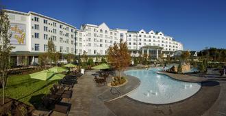 Dollywood's DreamMore Resort - פיג'ון פורג' - בריכה