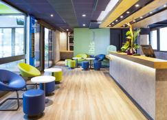 Ibis Budget Thonon Les Bains - Thonon-les-Bains - Lounge
