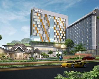 Harris Hotel & Conventions Solo - Surakarta - Gebouw