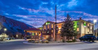 Holiday Inn Express Glenwood Springs (Aspen Area) - Glenwood Springs - Gebäude