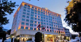 Akgun Istanbul Hotel - Istanbul - Gebäude