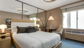 ホテル ゾーイ サンフランシスコ - サンフランシスコ - 寝室