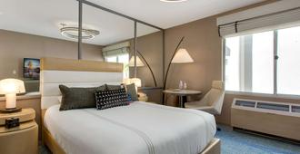 Hotel Zoe Fisherman's Wharf - סן פרנסיסקו - חדר שינה