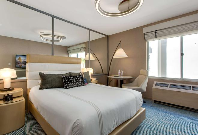Hotel Zoe Fisherman's Wharf - San Francisco - Makuuhuone