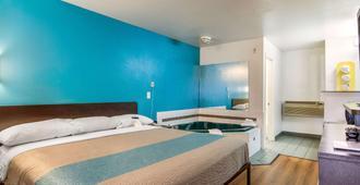 Motel 6 Portland Mall 205 - פורטלנד - חדר שינה