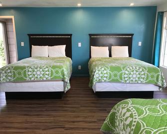 Geneva Motel Daly City - Daly City - Bedroom