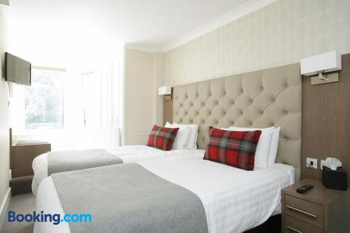 Ambassador Hotel - Glasgow - Bedroom