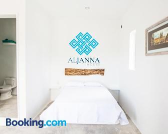Aljanna House Boutique Hotel - Bacalar - Bedroom