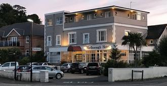 Marlborough Hotel - Shanklin - Edificio