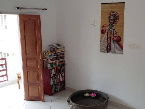 The Nest - Kochi - Tiện nghi trong phòng