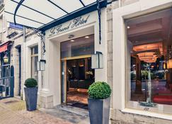 Mercure Bayonne Centre Le Grand Hotel - Bayonne - Building