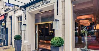 Mercure Bayonne Centre Le Grand Hotel - Baiona - Edifício