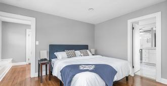 Exquisite Butler-Tarkington home, two blocks to campus - Indianapolis - Schlafzimmer