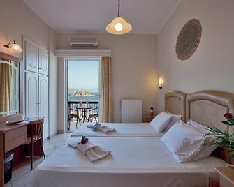 Hotel Epidavria - Tolo - Bedroom
