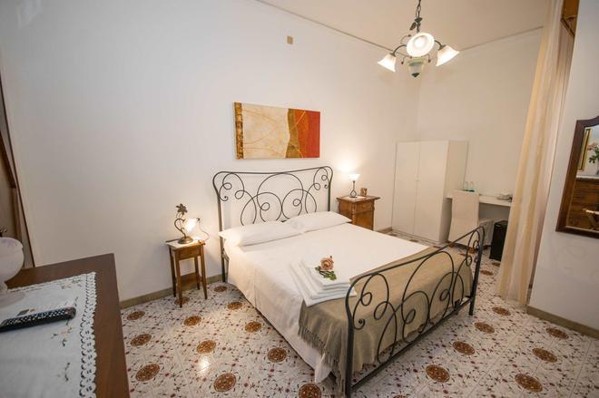 B&B Il Muro Vecchio - Giardini Naxos - Bedroom