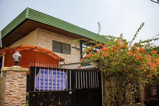 Deke Hotel and Suites - Lagos - Building