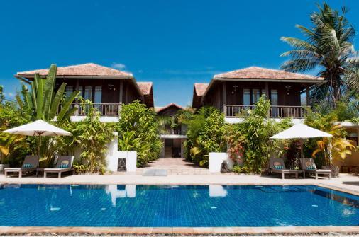 Bambu Hotel - Battambang - Pool
