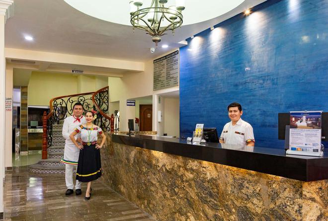 Best Western Hotel Madan - Villahermosa - Ρεσεψιόν