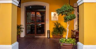 貝斯特韋斯特馬丹比亞埃爾莫薩酒店 - 比亞埃爾莫薩 - 比亞埃爾莫薩