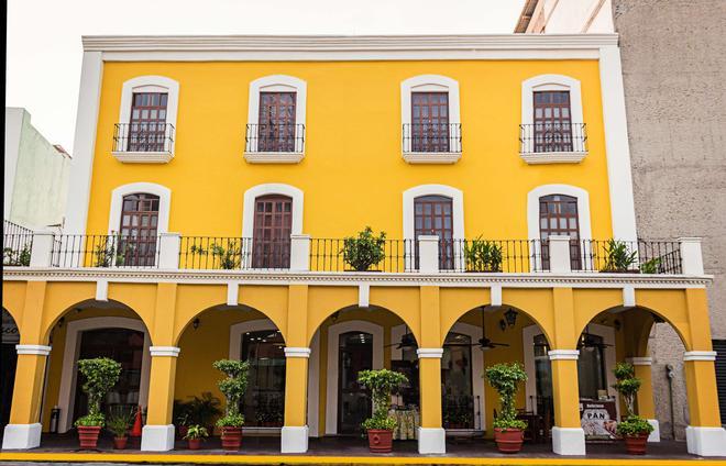 Best Western Hotel Madan - Villahermosa - Building