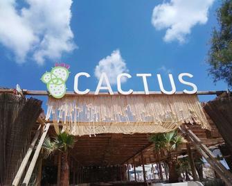 Cactus Beach Paros - Piso Livadi